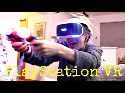 Prvi Put Isprobavam PlayStation VR - Debela Barbara