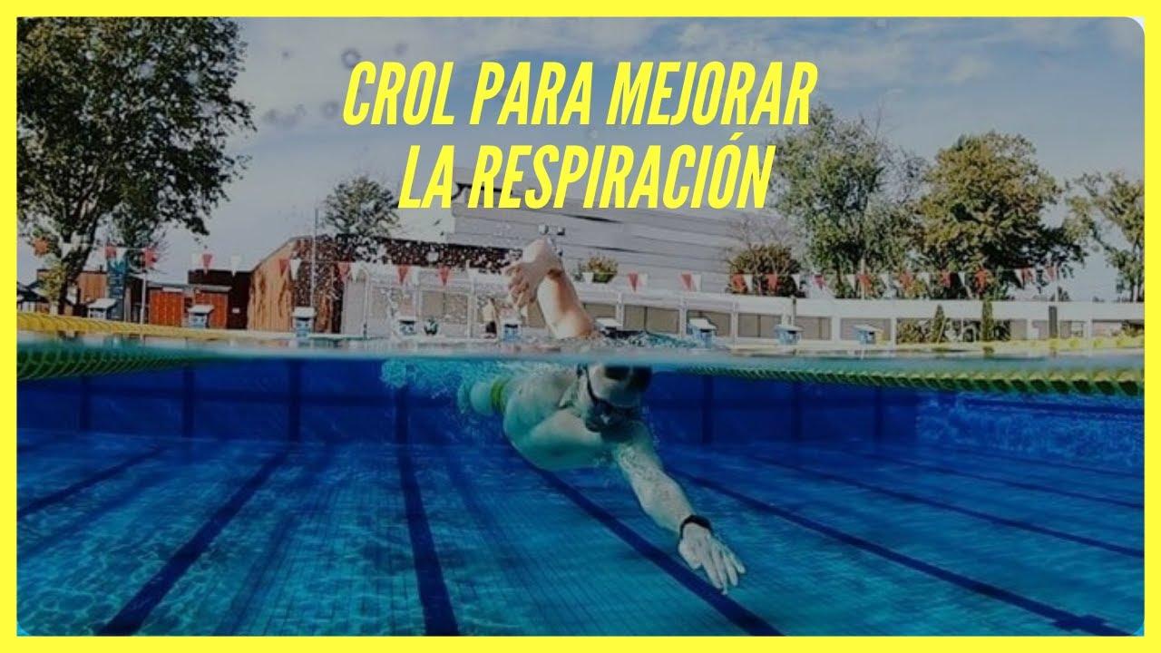 🏊👏 Ejercicios nado de crol para mejorar la respiración
