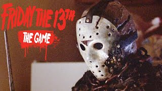 Friday The 13th Gameplay Video Game Jason Voorhees Pre Alpha