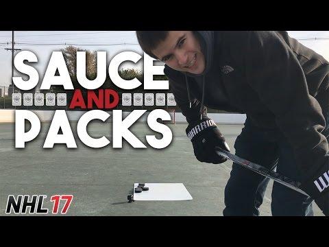 SAUCE & PACKS | NHL 17 DISCARD CHALLENGE