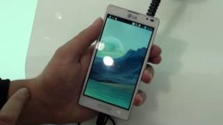 LG Optimus L9 Hands-On