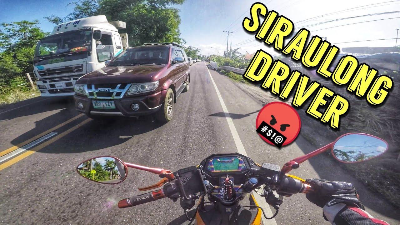 Salubong 4wheels | Bicol Ride | Honda RS150