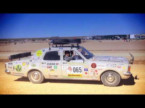 Bull Run 2013 - Vosburg, Noord-Kaap