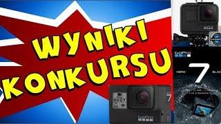 Wyniki konkursu na GoPro hero 7 black
