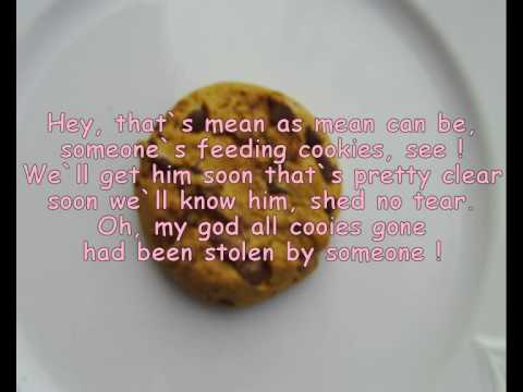 Who Stole The Cookie From The Cookie Jar Lyrics Custom Who Stole The Cookies From The Cookie Jar Old SONG YouTube