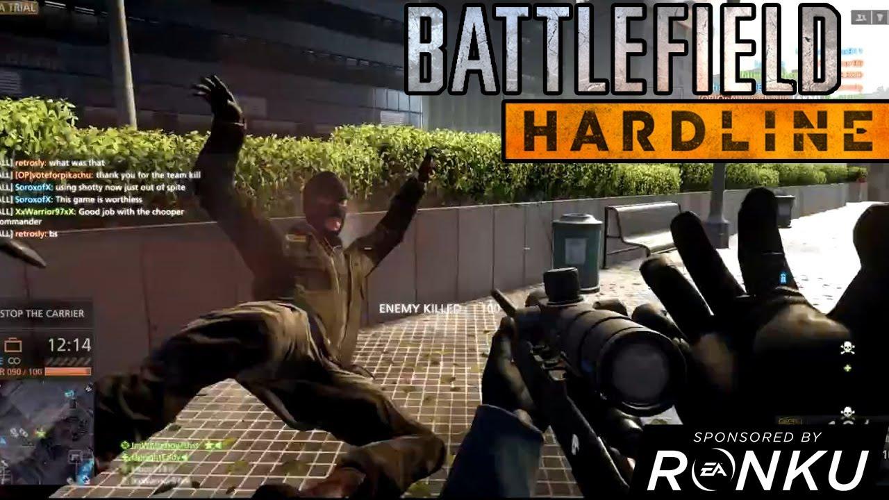 Is Battlefield Hardline campaign worth it on pc? : Battlefield