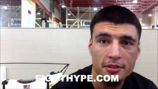 DUSTY HERNANDEZ-HARRISON GUNNING FOR A BIG FIGHT; TALKS LATEST WIN, ROC NATION, AND FUTURE PLANS