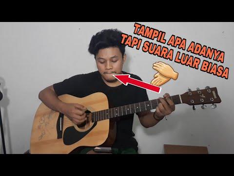 ENAK DIDENGAR !!! Adek Berjilbab Ungu / Biru - Cover By Resnu Andika Swara JADI ENAK