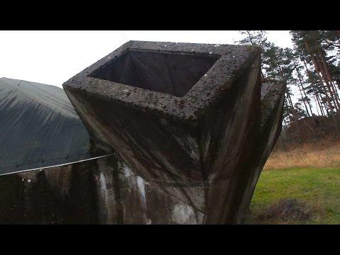 Abandoned Fighter Jet Hangar/ Denmark, Djursland