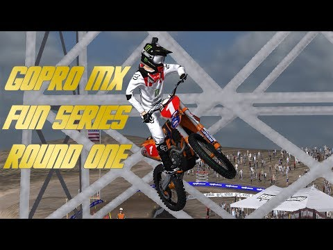 2017 MX FUN SERIES RD 1 - MX Simulator
