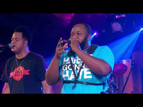 The Soul Rebels ft Talib Kweli live in San Diego FULL CONCERT
