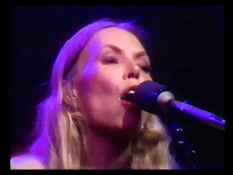 joni mitchell - help me (live in london 1974) HQ