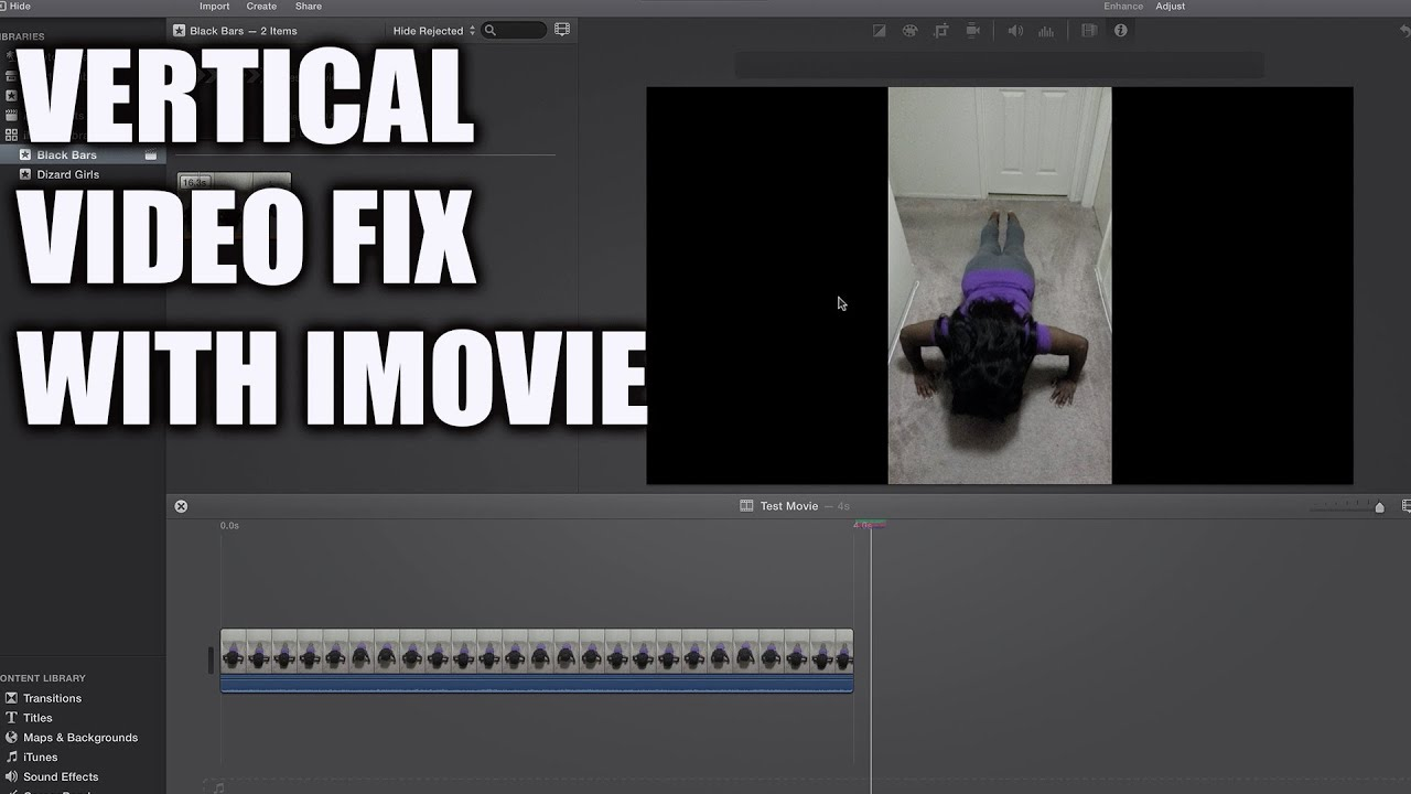 A fix for vertical videos with imovie youtube a fix for vertical videos with imovie ccuart Image collections