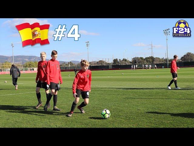 Följer med Brommapojkarna P06:1 till Spanien #4 - Mot slutspel!   Fotboll24