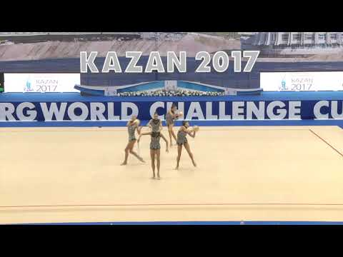 Bulgaria group - 3 balls + 2 ropes AA