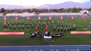 Wasatch Front Marching Band Invitational 22