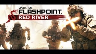 Operation Flashpoint: Red River - Gameplay.