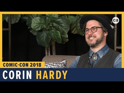 Corin Hardy (The Nun) - SDCC 2018 Exclusive Interview Mp3