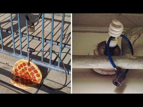 Радикальный способ сохранить свои вещи