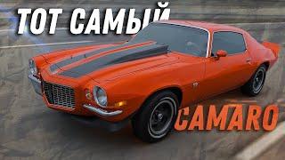Chevrolet Camaro V8 7.4 литра. История легенды. Режиссерская версия