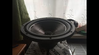 Mac Audio Mpe-12 12 Inch Subwoofer Extreme Excursion