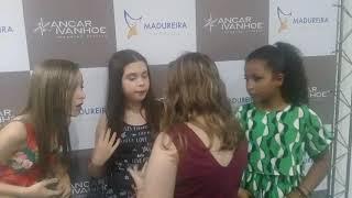 O dia em que conheci a Mariana Collier a Mariane Almeida e a yasmim galvao