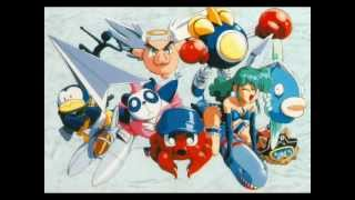 Gokujou Parodius OST - Ah, The Moon Princess