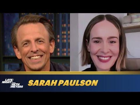 Sarah Paulson Explains
