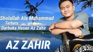"""Darbuka Hasan Azzahir """"sholallah ala Muhammad""""terbaru"""