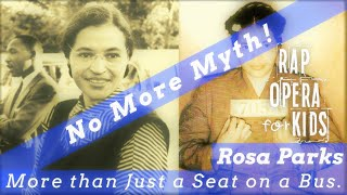 The Truth about Rosa Parks Song with Main Idea and Supporting Details Worksheets
