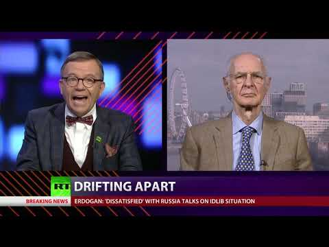 CrossTalk on Atlantic Alliance: DRIFTING APART