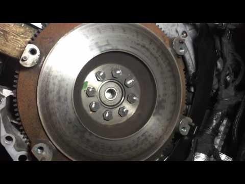 Challenger. Hellcat Clutch  Install Part 3