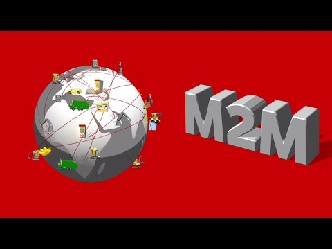What Is M2M? Enter The World Of Machine To Machine
