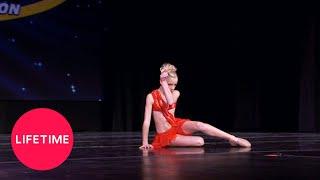 "Dance Moms: Chloe's Lyrical Solo - ""Keep Burning"" (Season 2) | Lifetime"