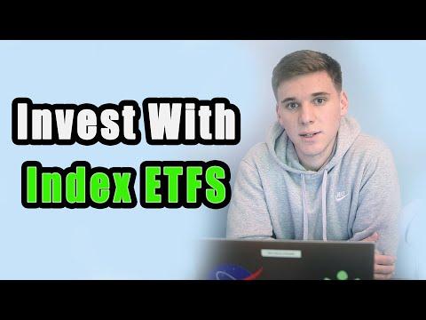 Stocks 101: Investing with Index ETFs (SPY, QQQ, DIA)