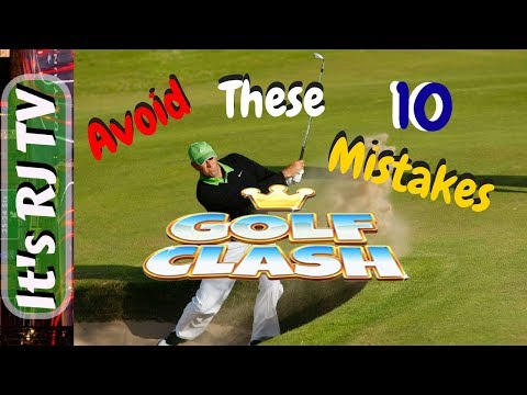Golf Clash 10 more Tips to help you win more games