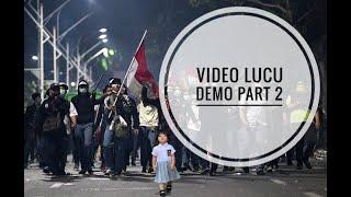 Kumpulan Video Lucu Demo DPR part 2