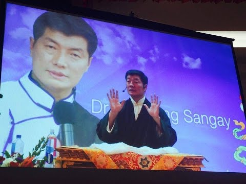 Sikyong Lobsang Sangay Answering Public Questions in NYC (Feb 14, 2016)