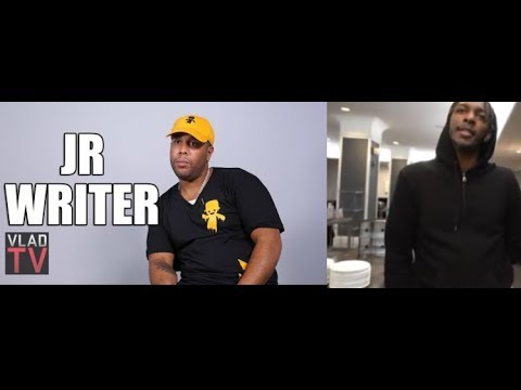 jr writer says king los never battled him & for a bag he'll k!ll him on ppv