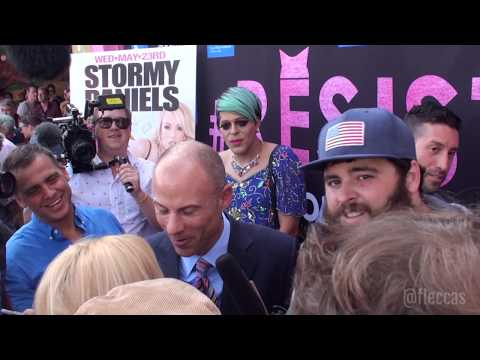Resisters Defend MS13 as Stormy Daniels Receives Keys to West Hollywood