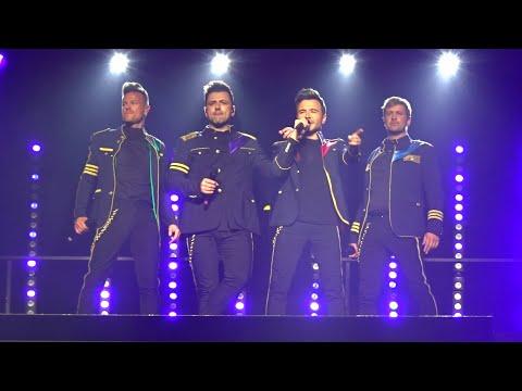 "Westlife ""Hello My Love"" 22.5.2019 The Twenty Tour The SSE Arena, Belfast"