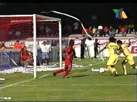 EL COLOR VERACRUZ VS AMERICA 2003
