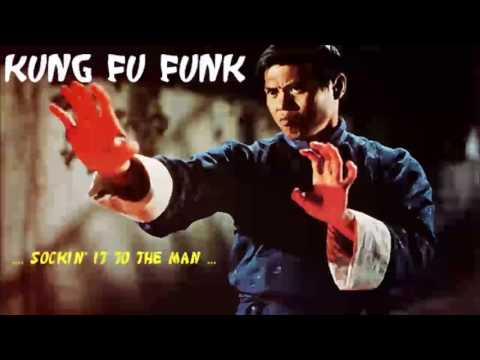 Kung Fu Funk Mix - A Grandmasterclass In The Secret Styles O