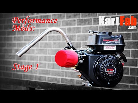 Predator Performance Mods: Stage 1 Kit