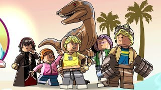 LEGO Marvel Super Heroes 2 - Runaways Level Pack - The Great Escape