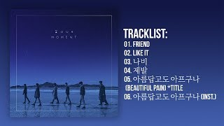 [Full Album] 비투비(BTOB)  - HOUR MOMENT