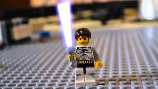 Lego After Effects Test 1