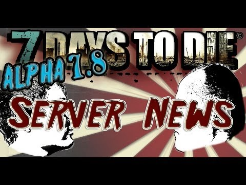 7 days to die how to create a server