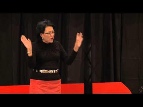 Truth: Ronalda Tome at TEDxCrestmoorParkWomen