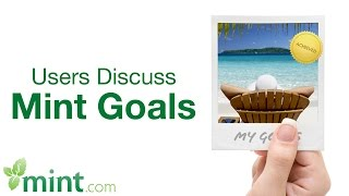 Setting And Reaching Personal Finance Goals | Mint Personal Finance Software Testimonials